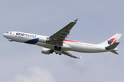 Airbus A330-323X (9M-MTE)