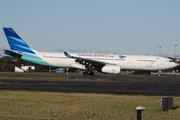 Airbus A330-343 (PK-GPV)