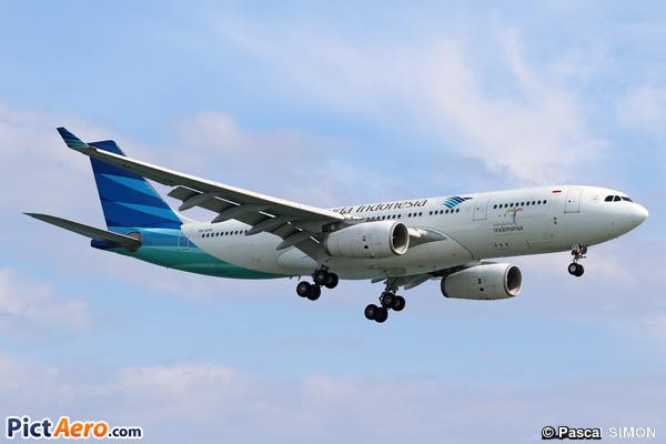 Airbus A330-243 (Garuda Indonesia)