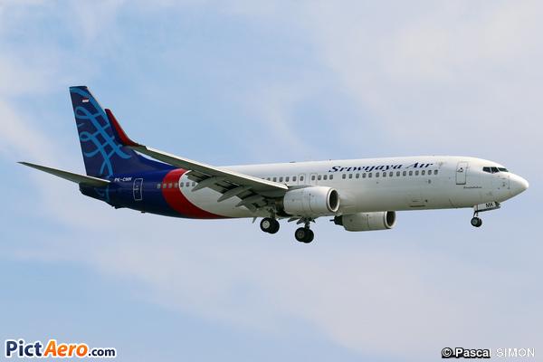 Boeing 737-85P(WL) (Sriwijaya Air)