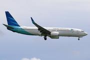 Boeing 737-8U3/WL (PK-GNJ)