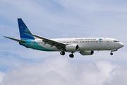 Boeing 737-8U3/WL (PK-GMV)