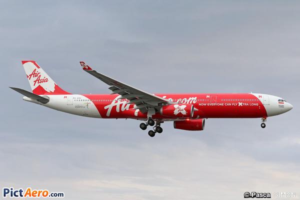 Airbus A330-343X (Indonésia AirAsia X)