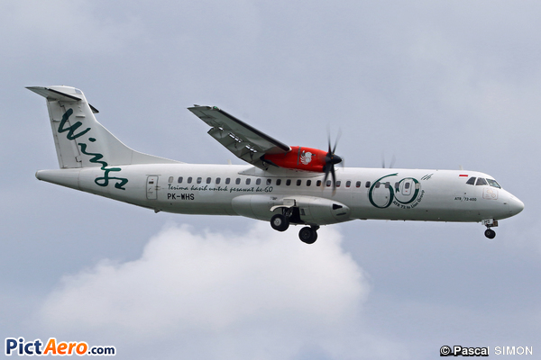 ATR 72-600 (Wings Air)