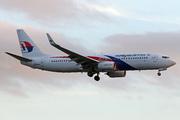 Boeing 737-8H6/WL (9M-MXG)