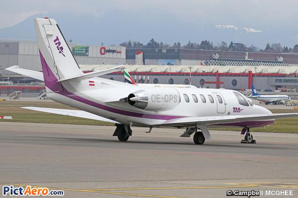 Cessna 550B Citation Bravo (Tyrol Air Ambulance)