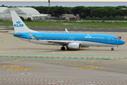 Boeing 737-8K2/WL (PH-BXW)