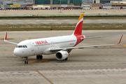 Airbus A320-214/WL (EC-MCS)