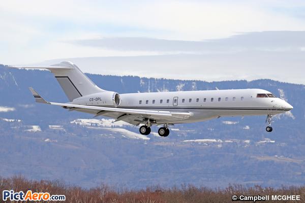 Bombardier BD-700-1A10 Global 6000 (Masterjet)