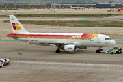 Airbus A320-214 (EC-ILS)