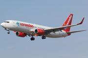 Boeing 737-8Q8 (WL) (TC-TJM)