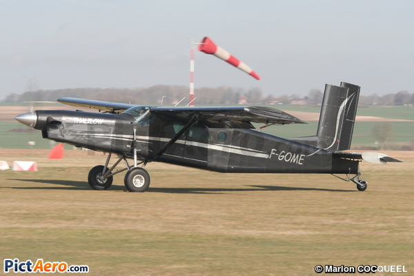 Pilatus PC-6/B2-H2 Turbo Porter (Thalilow Sarl)