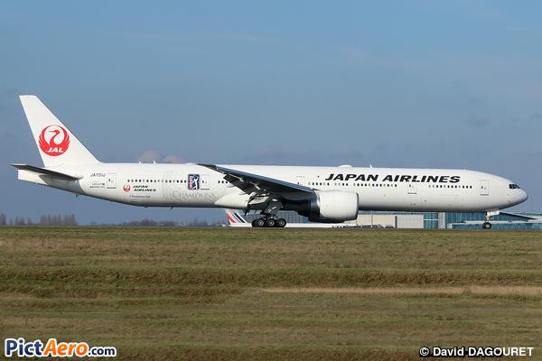 Boeing 777-346/ER (Japan Airlines (JAL))