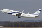 Boeing 737-858 (4X-EKC)