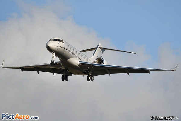 Bombardier BD-700-1A11 Global 6000 (Hyperion Aviation)