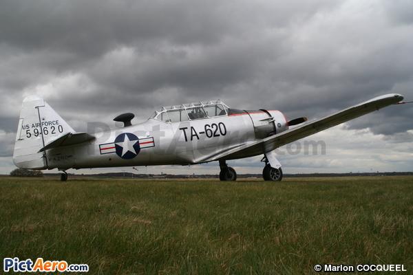 North American AT-6D (LES CH'TIS AVIONNEUX ASS)
