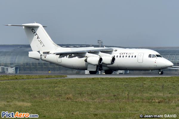 British Aerospace Avro RJ-85 (CityJet)