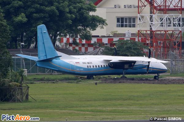 Xian MA-60 (Merpati Nusantara Airlines)