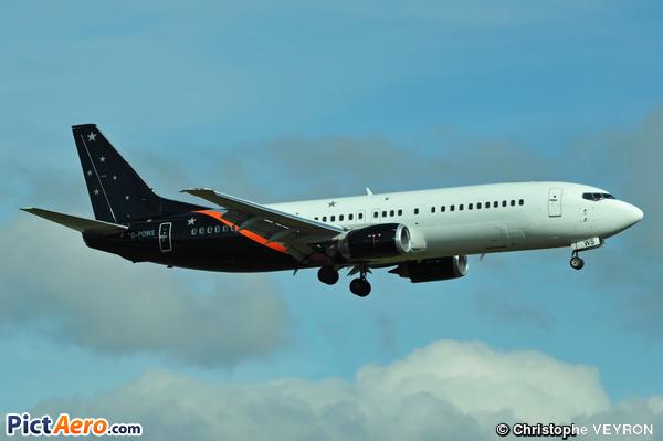 Boeing 737-436 (Titan Airways)