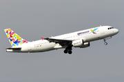 Airbus A320-214 (EC-MQH)