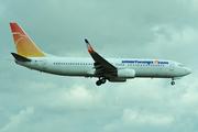 Boeing 737-8K5/WL (OK-TVP)