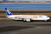 Boeing 767-381/ER (JA604A)