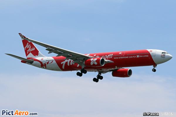 Airbus A330-343X (AirAsia X)