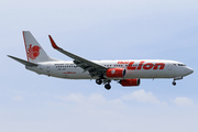 Boeing 737-8GP/WL (HS-LUH)