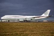 Boeing 747-8KB(BBJ) - A7-HBJ