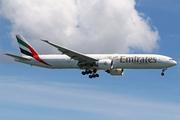 Boeing 777-31H/ER (A6-EBV)