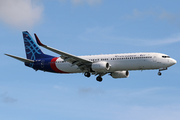 Boeing 737-9LF/ER (PK-CMP)