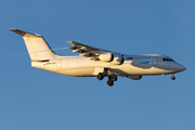 British Aerospace BAe146-300QT Quiet Trader