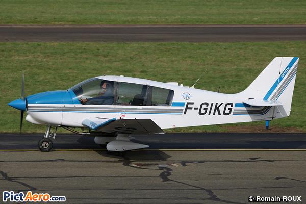 Robin DR-400-140B (Aéroclub de Boulogne-Billancourt)