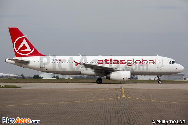 Airbus A320-232 (Atlas Global)