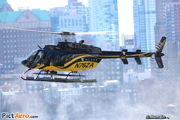 Bell 407 (Privé)