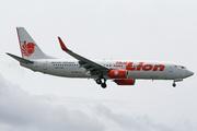 Boeing 737-8GP/WL (HS-LUU)