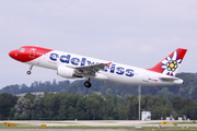 Airbus A320-214 (HB-IJU)