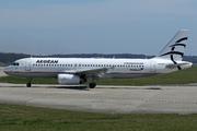 Airbus A320-232 (SX-DGJ)