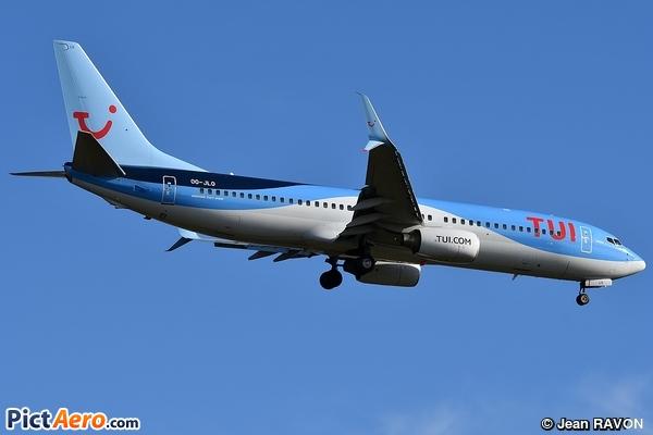 Boeing 737-8K5 (Jetairfly)