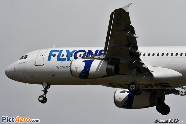 Airbus A320-233 (Fly One)
