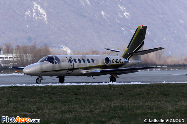 Cessna 550 Citation II  (Private)