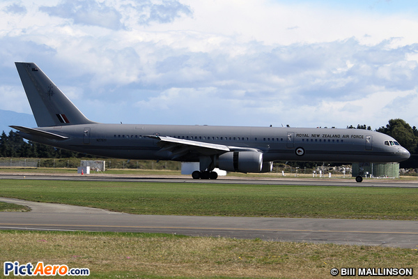 Boeing 757-2K2 (New Zealand - Royal New Zealand Air Force (RNZAF))