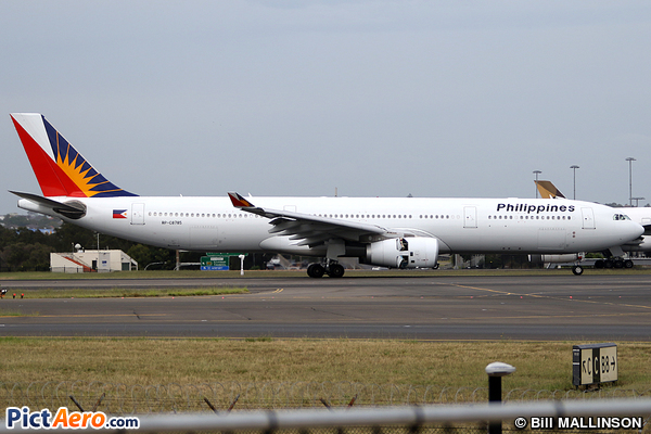 Airbus A330-343E (Philippine Airlines)