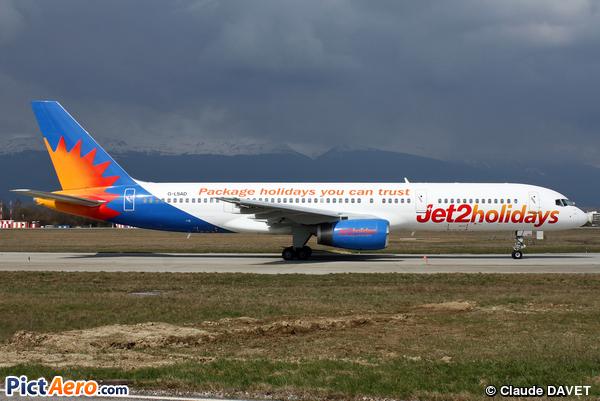 Boeing 757-236 (Jet2.com)