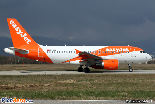 Airbus A319-111 (easyJet Switzerland)