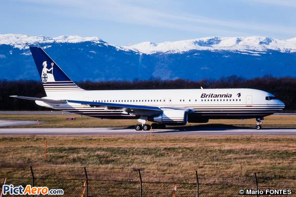 Boeing 767-204/ER (Britannia Airways)