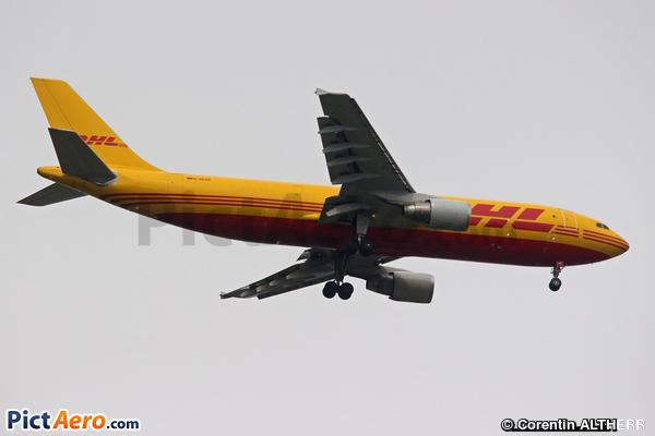 Airbus A300B4-622R (European Air Transport)