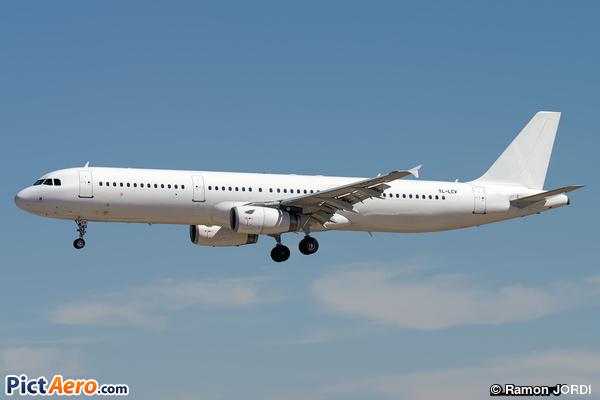 Airbus A321-231 (Smart Lynx )