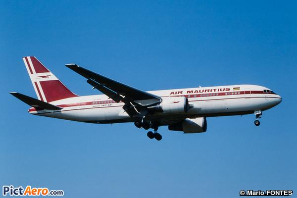 Boeing 767-23B/ER (Air Mauritius)
