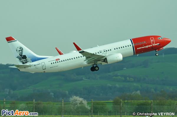 Boeing 737-8JP (WL) (Norwegian Air International)